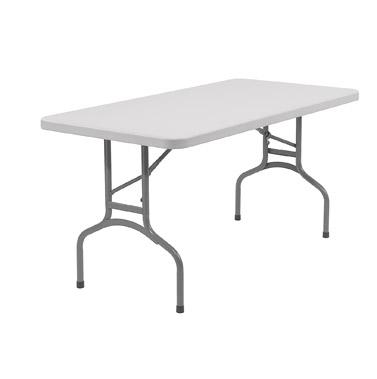 1.8m plastic table