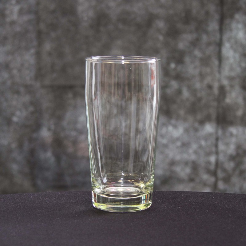 Harrisons Hiremaster Wanganui Catering Hire 12oz Beer Glass