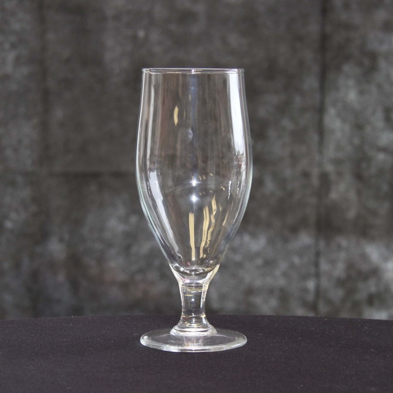 Harrisons Hiremaster Wanganui Catering Hire 13oz Stemmed Beer Glass