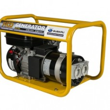 Harrisons Hiremaster Wanganui 3.8KVA Generator DIY and Contractors