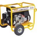 Harrisons Hiremaster Wanganui Electric Start 7.0KVA Generator