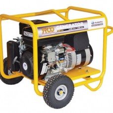 Harrisons Hiremaster Wanganui Electric Start 7.0KVA Generator