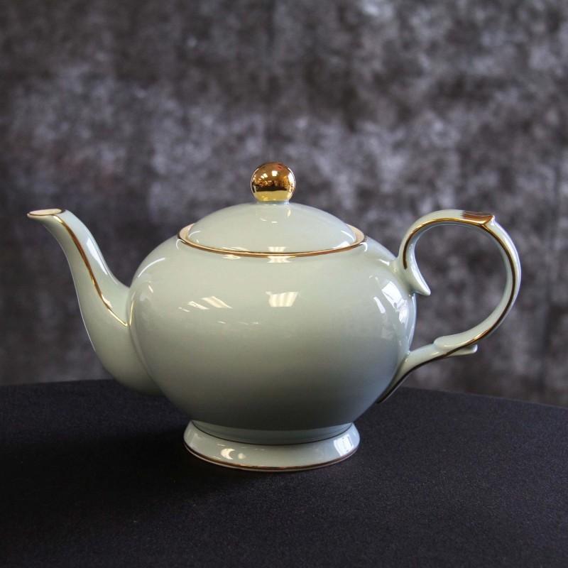 Harrisons Hiremaster Wanganui Catering Hire Blue Tea Pot