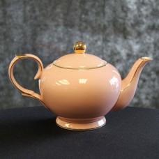 Harrisons Hiremaster Wanganui Catering Hire Pink Tea Pot
