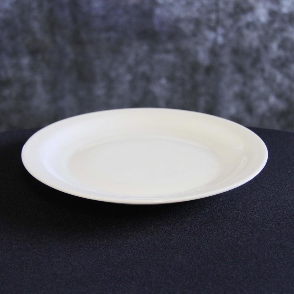 Dinner Plate White Arcapol 23cm Harrisons Hiremaster Wanganui