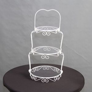 Cake Stand Graceful 3 Tier