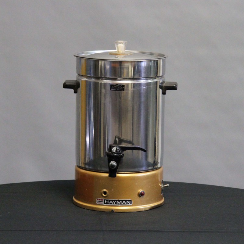 Harrisons Hiremaster Wanganui Catering Hire Coffee Perk