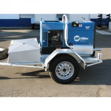 Generator/Arc Welder Trailerised 10KVA (250AMP)