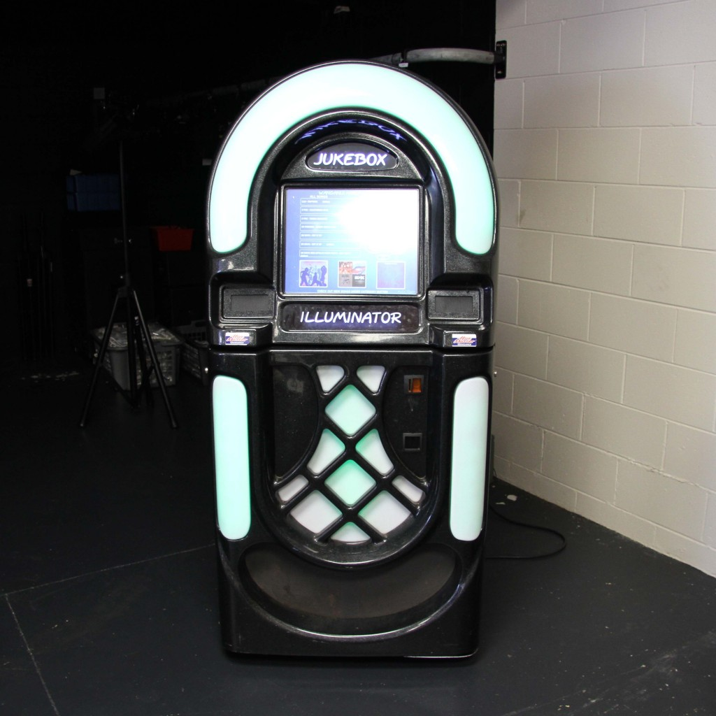 Jukebox Touch Screen Harrisons Hiremaster Wanganui