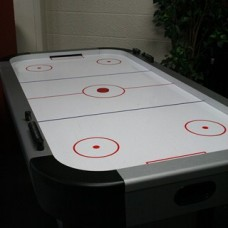 Harrisons Hiremaster Arcade Games Air Hockey Table