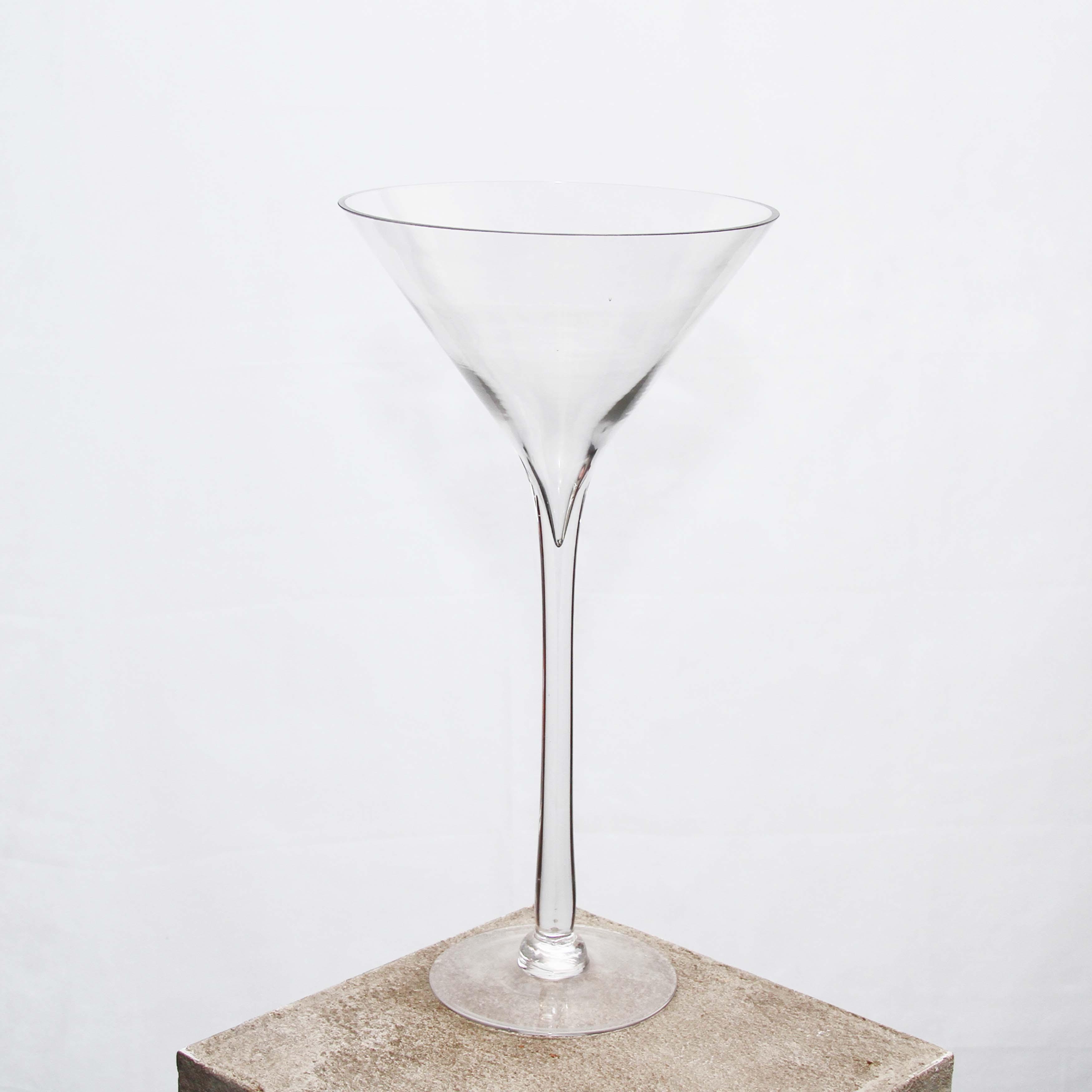 Vase Martini 26cm x 50cm