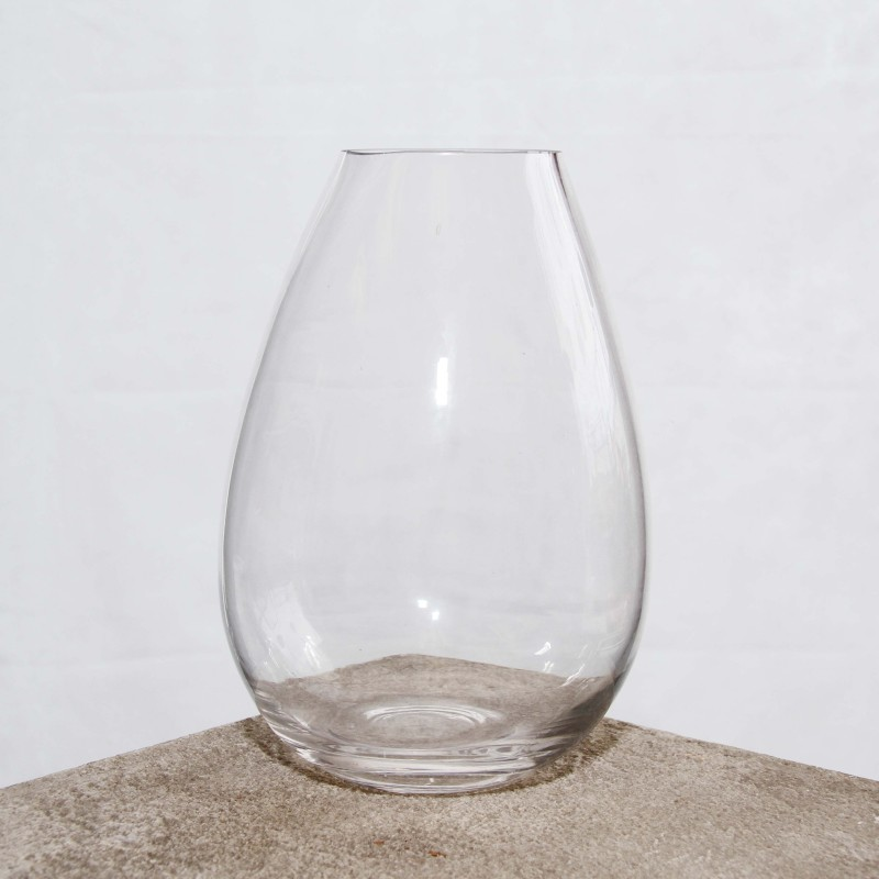 Harrisons Hiremaster Wanganui Party Hire Oval Vase