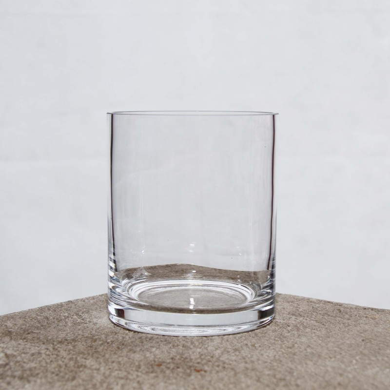 Harrisons Hiremaster Wanganui Party Hire Small Cylinder Vase