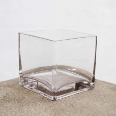 Harrisons Hiremaster Wanganui Party Hire Small Square Vase