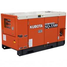 Harrisons Hiremaster Wanganui Trailerised 33KVA Kubota Generator