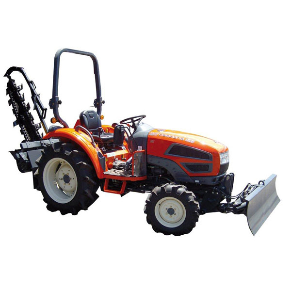 Tractor Trencher