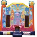 Harrisons Hiremaster Bouncy Castles
