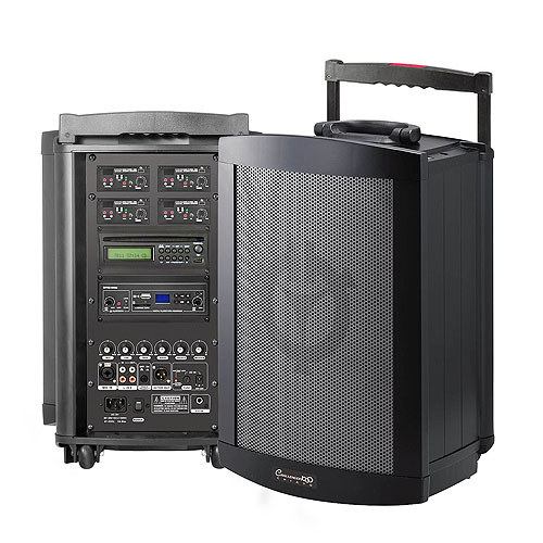 Large Portable PA
