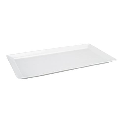 Rectangle Platter White