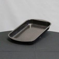 Roasting Dish Enamel Shallow