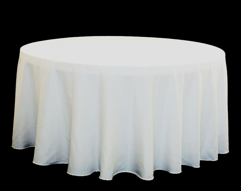 Tablecloths Round Harrisons Hiremaster Wanganui
