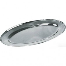 Stainless Steel Platter Long