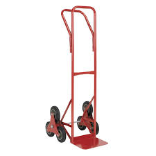 Harrisons Hiremaster Wanganui barrows stair trolley