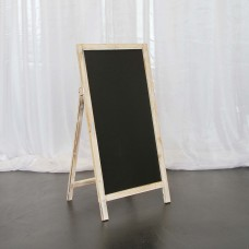 Harrisons Hiremaster Wanganui Party Hire Small A-Frame Blackboard