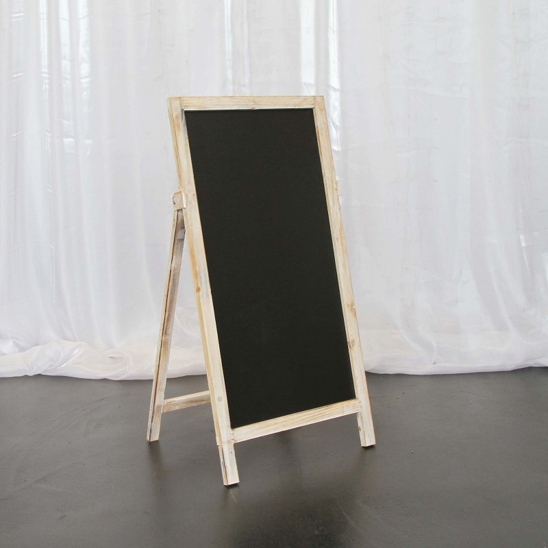 Harrisons Hiremaster Wanganui Party Hire Small A-Frame Blackboard