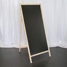 Harrisons Hiremaster Wanganui Party Hire Large A-Frame Blackboard