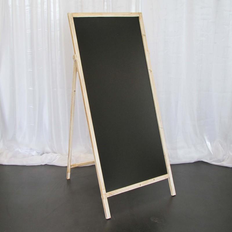 Harrisons Hiremaster Wanganui Party Hire Large A-Frame Blackboard
