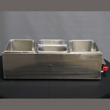Table Top Bain Marie (2 Medium Pots, 2 Small Pots)