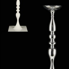 Exotic Pedestal Silver