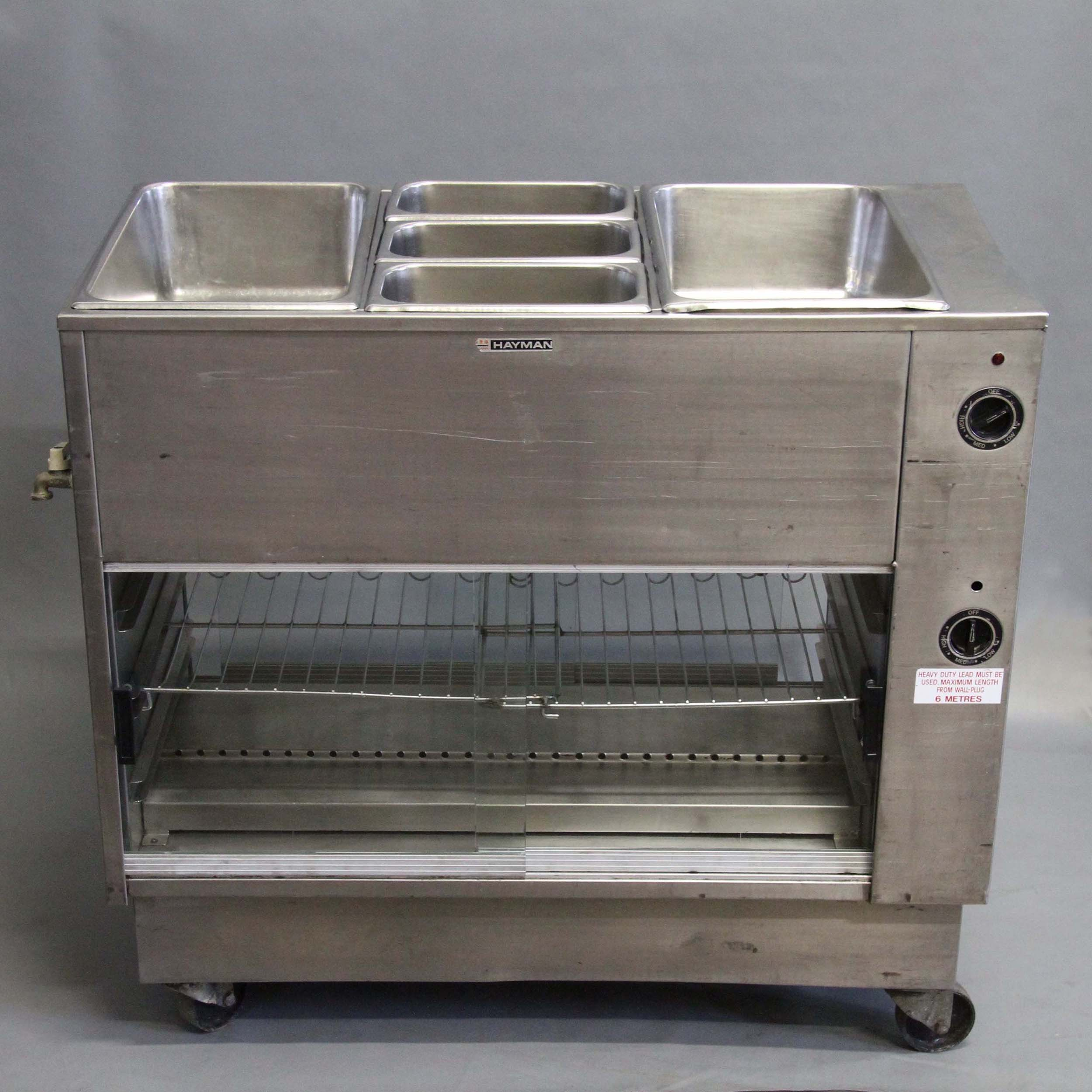how to use pie warmer