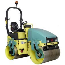 Twin Drum Ride On Rollers available for hire at Harrisons HireMaster Wanganui