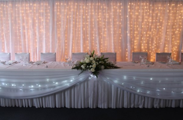 Fairy Light Curtain Led 1 8m L X 2 1m D Harrisons
