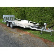 Car Trailer Hire at Harrisons HireMaster Wanganui