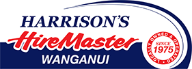 Harrisons Hiremaster Wanganui 100 Locally Owned And Operated